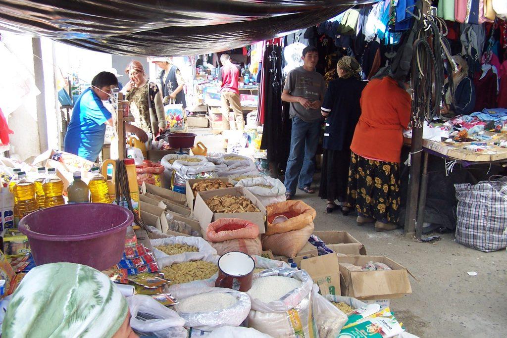 Marché de Karakol